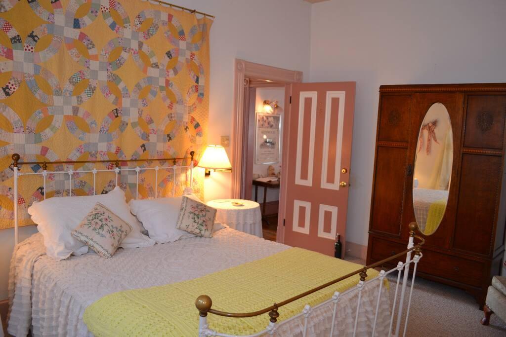 Room # 3 - Private Bath