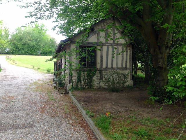 Petit studio lumineux - Saint-Martin-aux-Chartrains