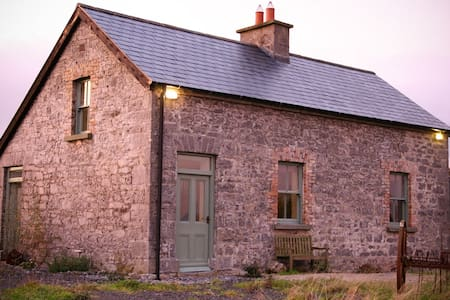 The Herd House at Finlough Farm - Strokestown - Casa