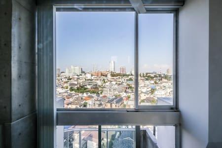 Spacious designer penthouse loft - Shibuya - Loft