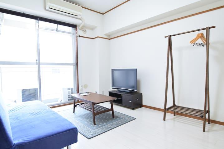 500M from Ikebururo, Pocket wifi!! - Toshima-ku - Apartment