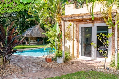 Cozy and charming cottage   - Biscayne Park - Ev