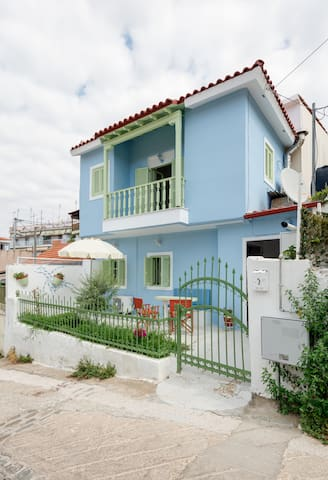 Charming little House in Ano Poli