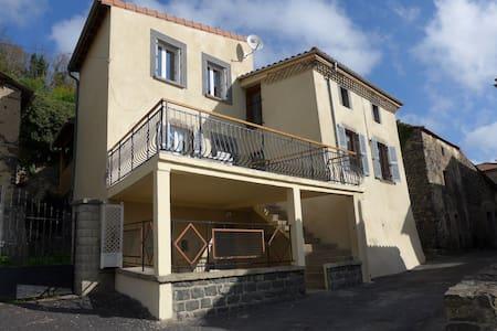 Maison de village - Tourzel-Ronzières - 独立屋