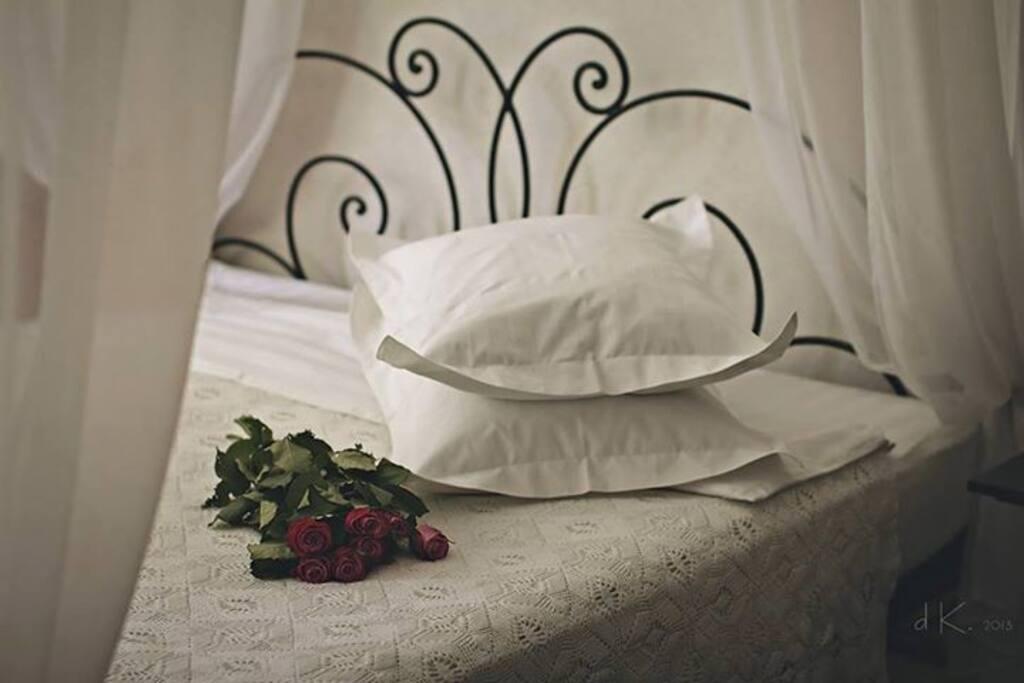 A romantic room