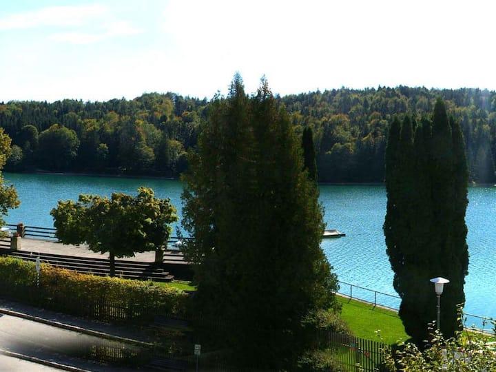 Erholung pur am Walchensee f. Familien und Paare