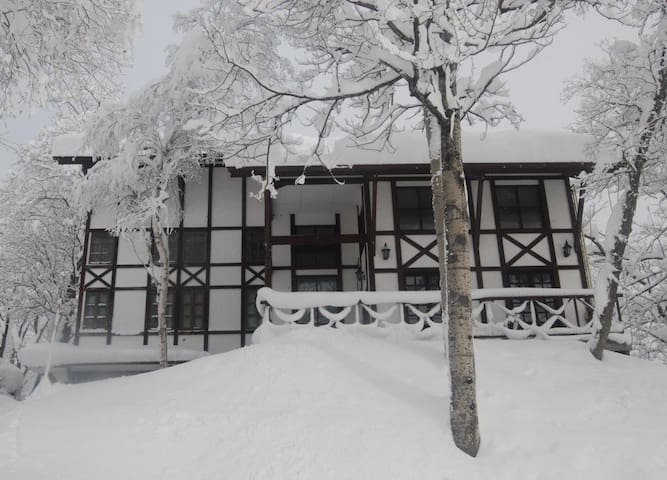 Chalet Myoko Affordable single accomodation 01