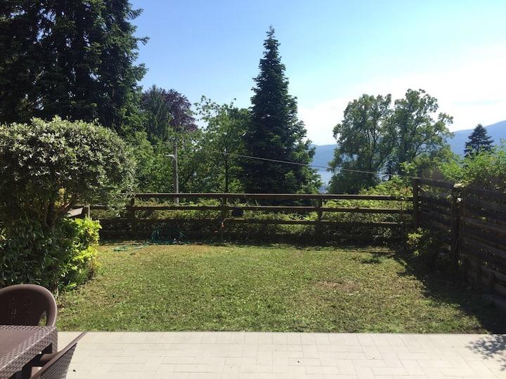 Appartamento sulle colline del Lago Maggiore
