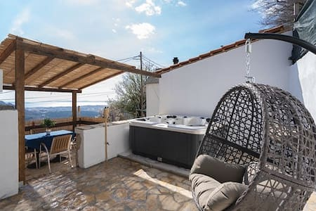 Panoramic view of Split - Holiday home