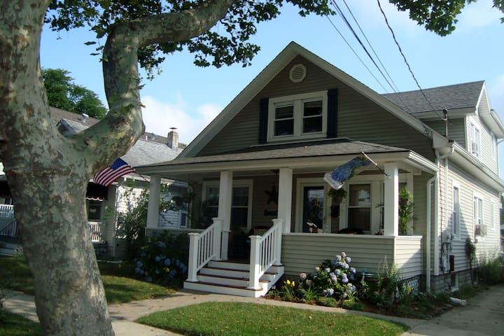 Private 2BR retreat with family-friendly amenities - Belmar - Casa