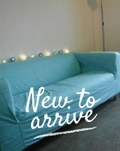 A cozy sofa for short stay in Utrecht - Utrecht - Loft