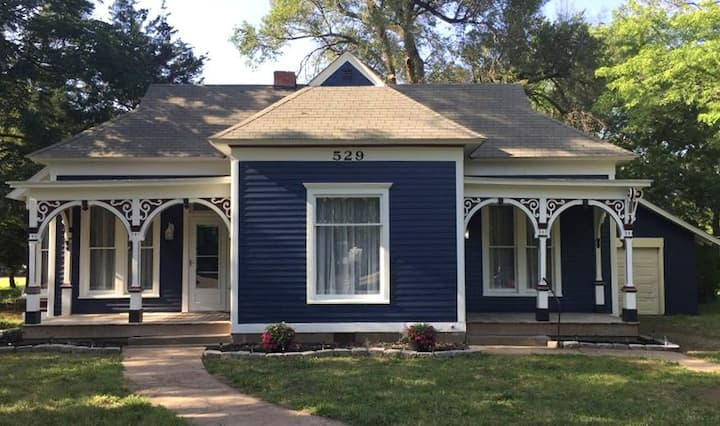 Main Street Cottage