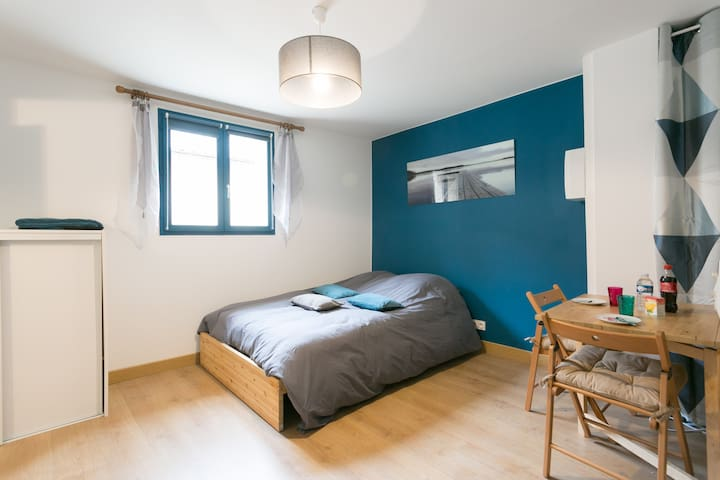 Charmant Studio proche GARE Massy RER TGV - Massy - Apartment