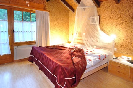 2-Room-Appartement in Hotel-Area - Bürchen - Inap sarapan