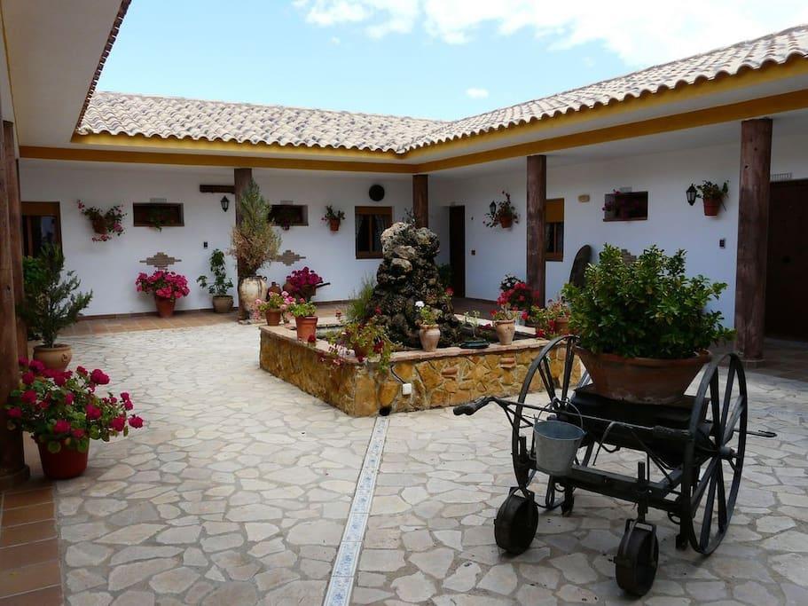 4 casas rurales hacienda sierra del pozo houses for - Casa rural pozo alcon ...