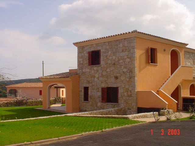 San Teodoro - Splendido Residence - - Buddittogliu Straulas - Townhouse
