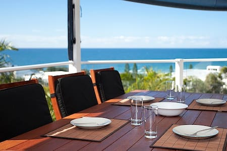 Fantastic ocean views - Point Arkwright - Casa