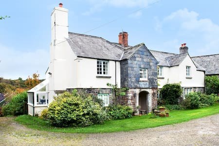 Stunning Ancient Devon Longhouse with B & B - Milton Abbot