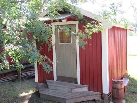 Cottage in the countryside of Järna