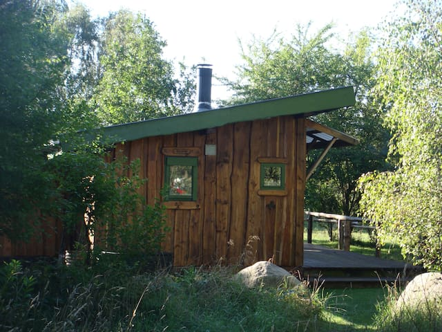 Hytte i naturen - Hasle - Cabane