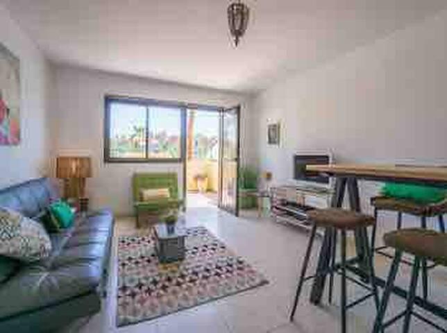 Modern super located apartment