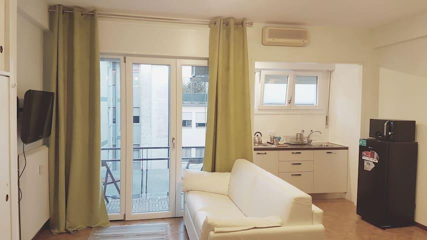 Apartamentos Conte Rosso