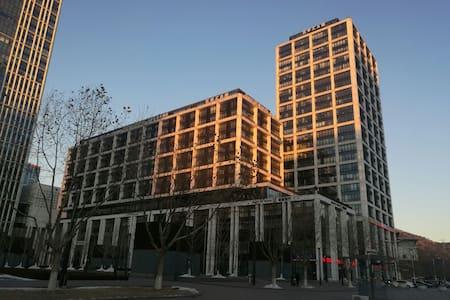 星海广场性价比最好的酒店式公寓,五星的设施,三星的价格 - Dalian