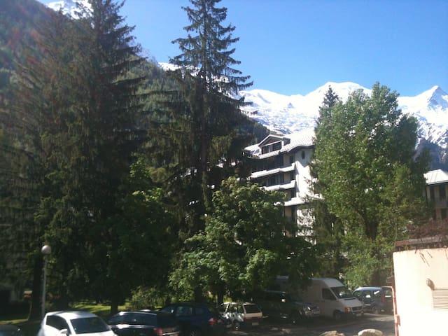 Charmant T2 - Chamonix Sud
