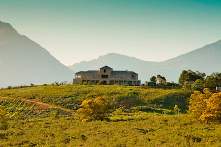 Guinevere Guest Farm  - Tulbagh - Tulbagh - Vila