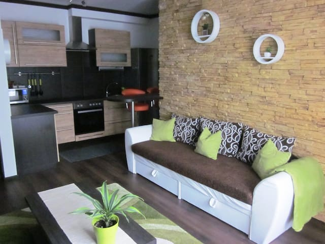 Apartman Lia - Győr - Huoneisto