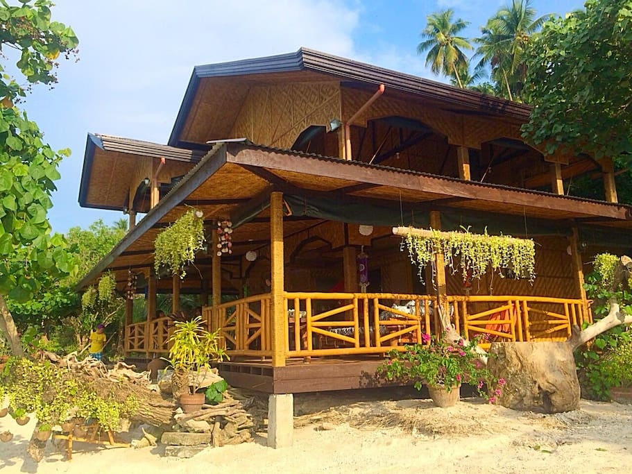 Exotic Island Beach House Houses For Rent In Garden City Of Samal Davao Region Philippines