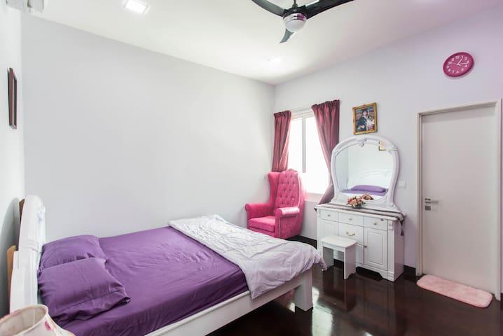 Ritz Residence Private Room - Cyberjaya  - Bed & Breakfast