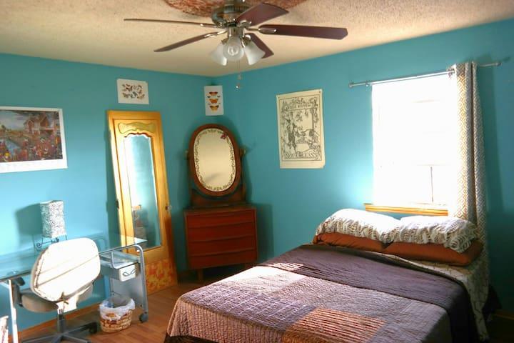 Charming cozy room