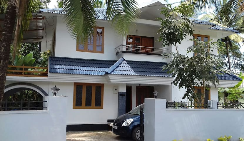Fascino family , An unique homestay - Kalpetta - Pousada
