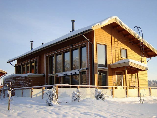 Imatra4you:cottages (kiurun villas)