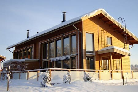 Imatra4you:cottages (kiurun villas) - Villa