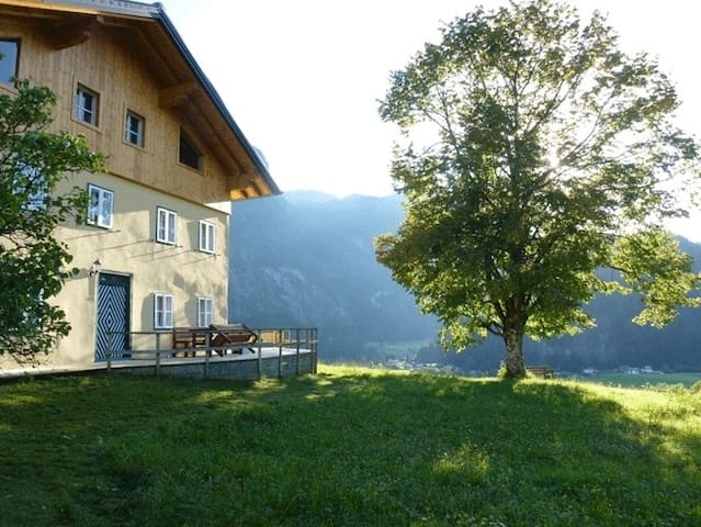 Farmhouse Untermoas - Abtenau - บ้าน