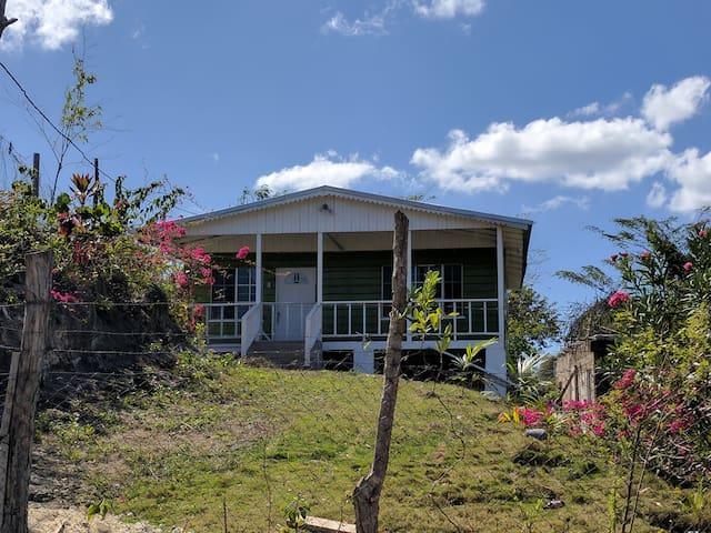 Hillside Seaview Bungalow