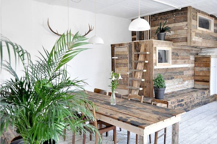 COJE: Creative Loft - Berlino - Loft
