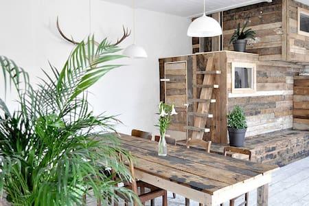 COJE: Creative Loft - Berlín - Loft