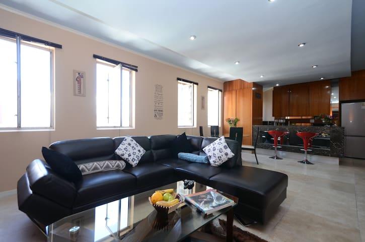 Johannesburg Apartment,Franklin 1712