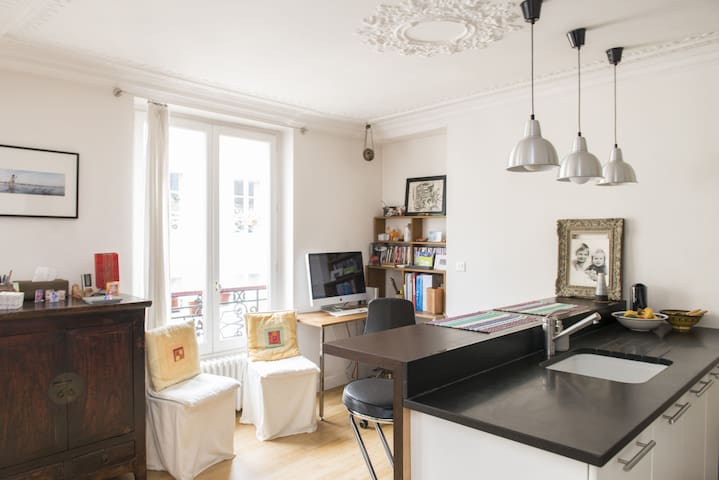 A typical parisian flat