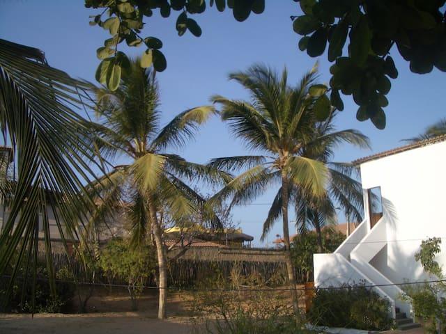 CASA DOS GIGANTES - Canoa Quebrada - Huis