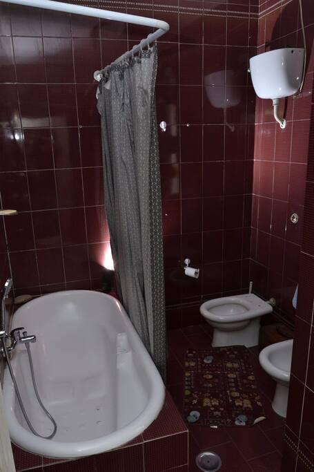 Bagno con Vasca  Bathroom