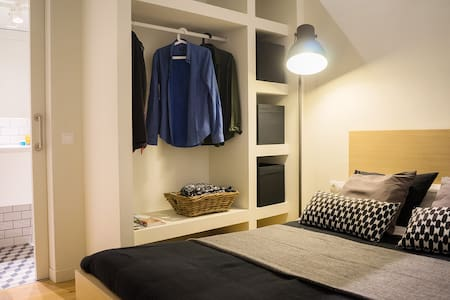 Independent Suite - City Centre - Barcelona - Loft