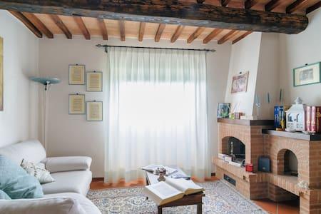 Tuscany:overlooking Crete Senesi - Asciano - Ev