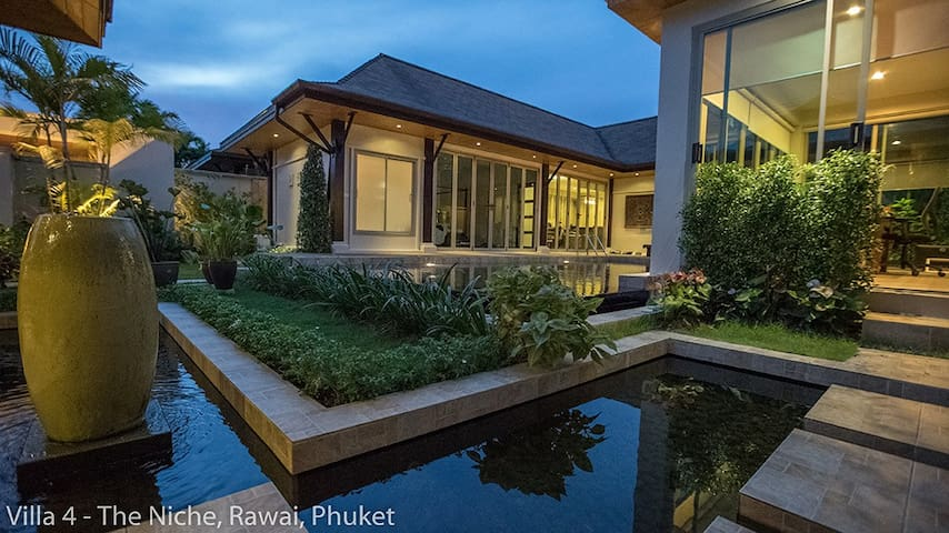 Private Feng Shui Villa - Huge Pool, Garden & more - Rawai - Villa