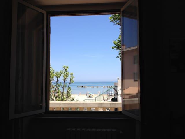 Splendido appartamento vista MARE - Francavilla al Mare - Haus