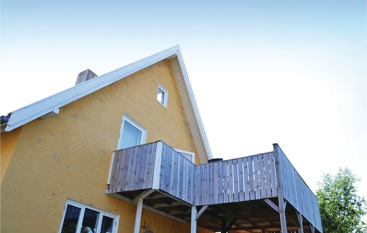 Holiday apartment with 1 bedroom on 67 m²