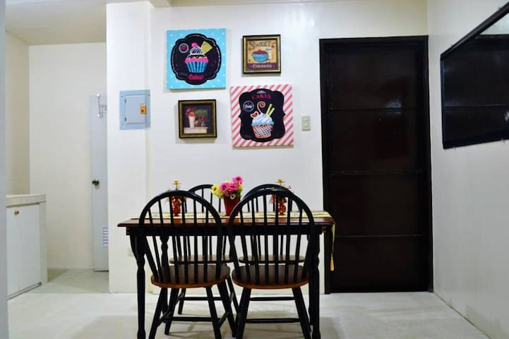 D&D Guest House Apartment 4 (Country-style Apt.) - Silang - Wohnung